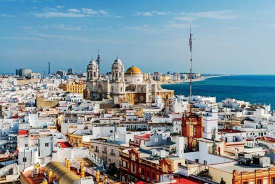 Mediterranean cruises 2020: Cadiz