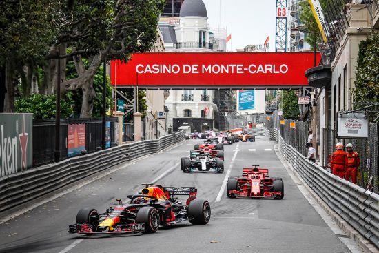 Grand Prix, Monaco