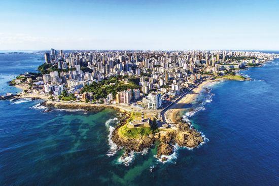 Salvador: City guide, Brazil, cruise