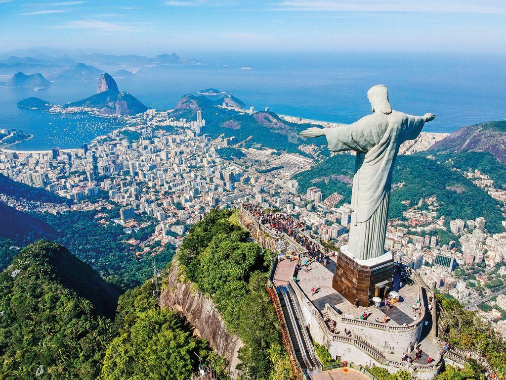 World cruises: Rio