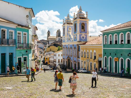 Salvador: city guide, Brazil