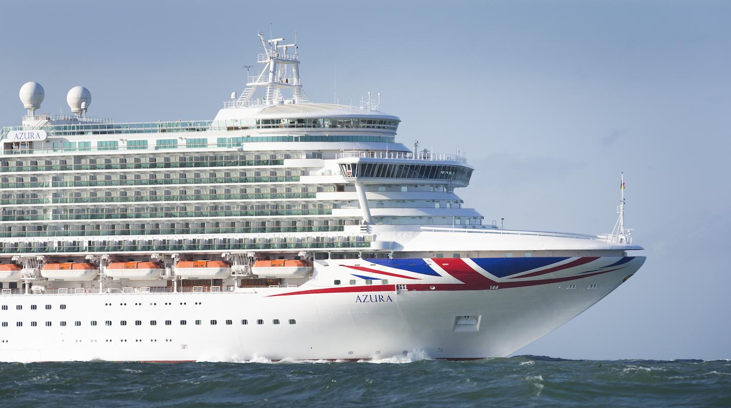 P&O Cruises coronavirus