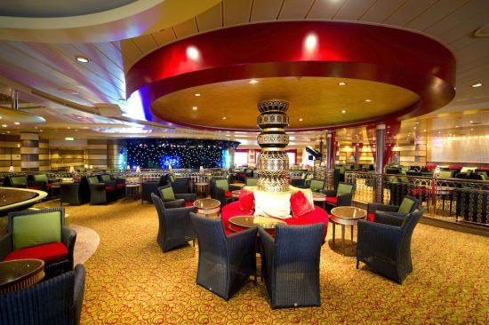 P&O Cruises Azura Malabar