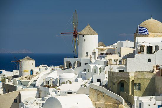 Disney Cruise Line Greece