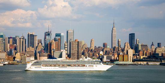 Repositioning cruises: New York transatlantic cruise