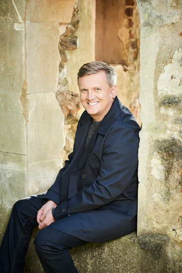 Aled Jones: APT river cruise