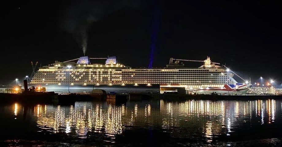 P&O Cruises coronavirus, Britannia, NHS