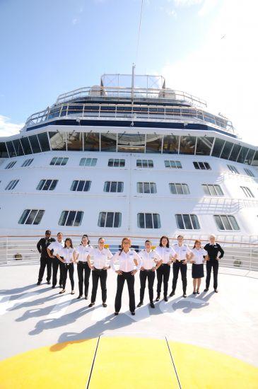Celebrity Cruises all-female voyage