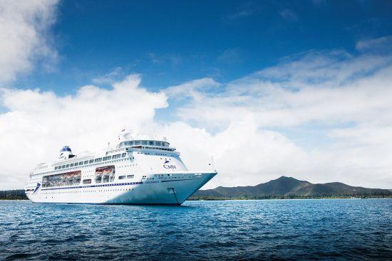 Mini cruise: CMV Columbus