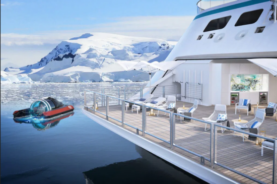 2021 cruises Crystal Endeavor