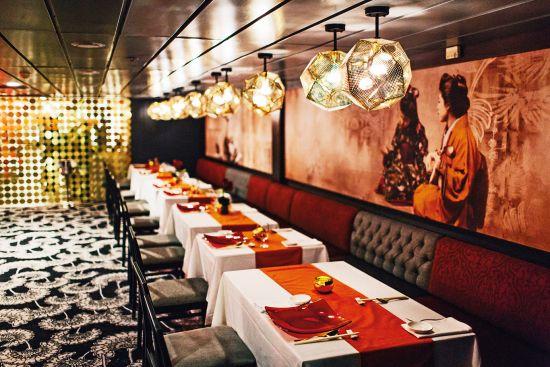 CMV Columbus: Fusion restaurant