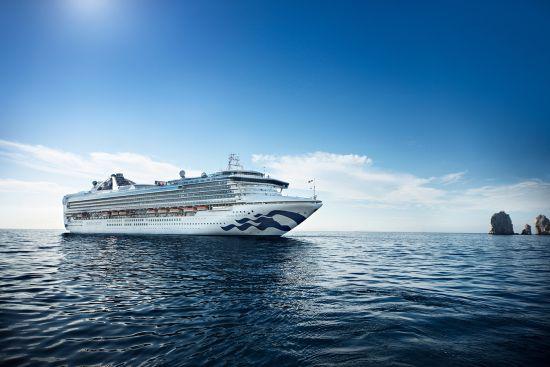 Princess Cruises: Coronavirus: Grand Princess