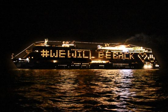 Princess Cruises: We Will be back