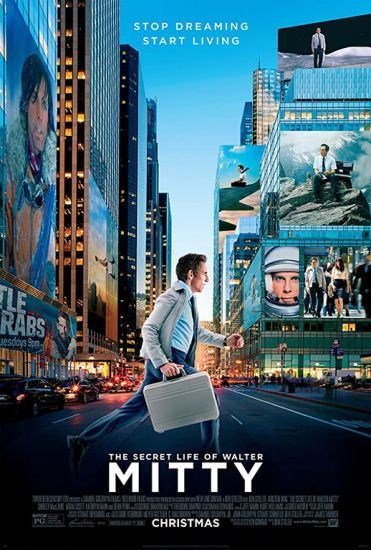 Coronavirus self-quarantine: travel films, Secret life of walter mitty