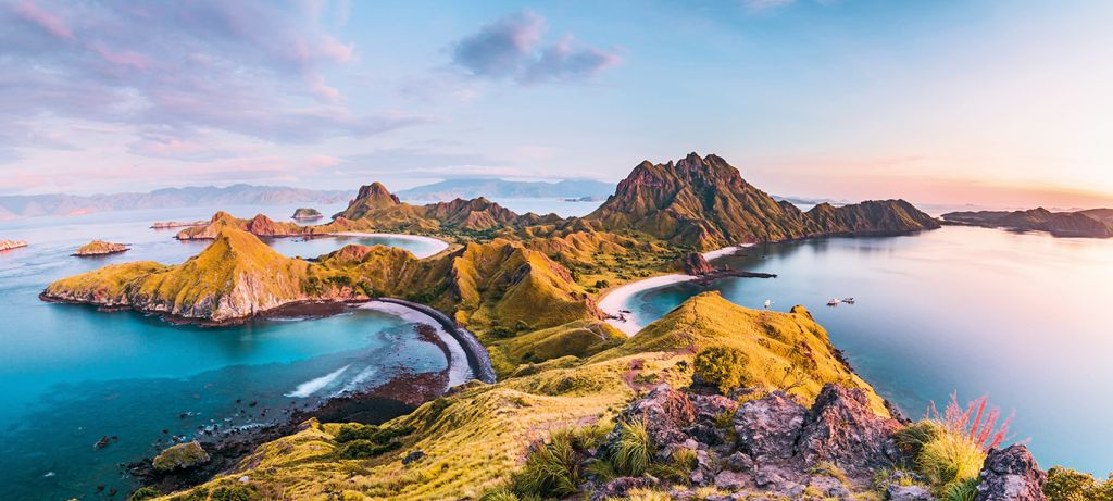 Adventure holidays: Indonesia