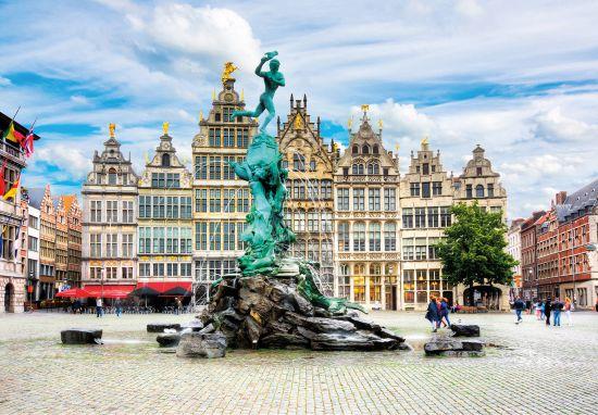 Mini-cruise: Antwerp