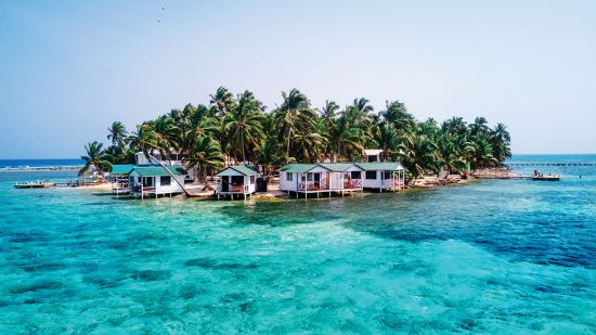 Central America cruise: Belize