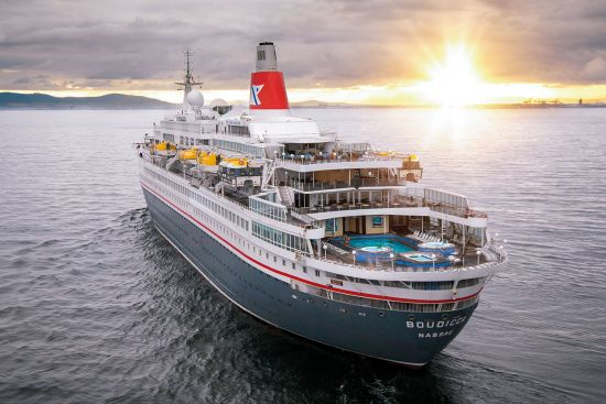 Fred Olsen Cruise Lines: Boudicca