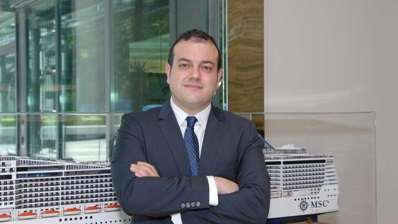 MSC Cruises: Antonio Paradiso MD