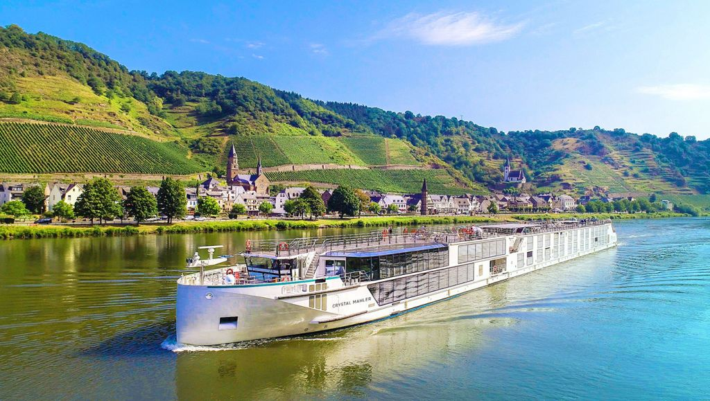 Crystal River Cruises: Moselle river
