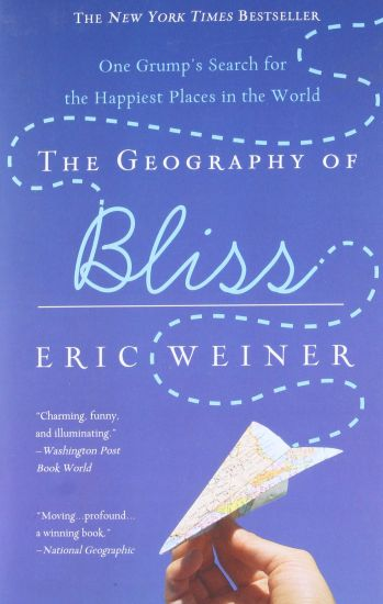 Best travel books: Geography of Bliss