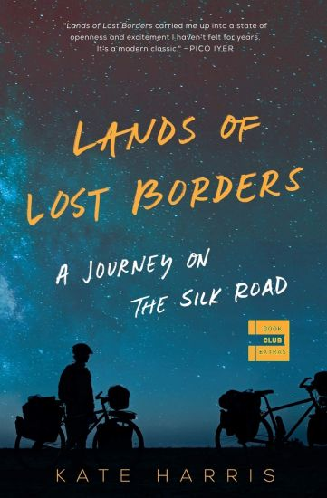 Best travel books: Land of Lost Borders