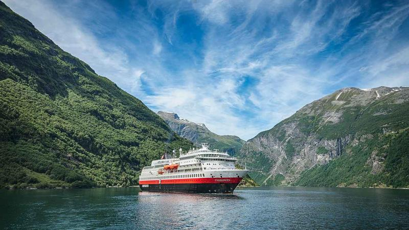 SeaDream follows in footsteps of Hurtigruten with first Norway cruise, suspension of sailings
