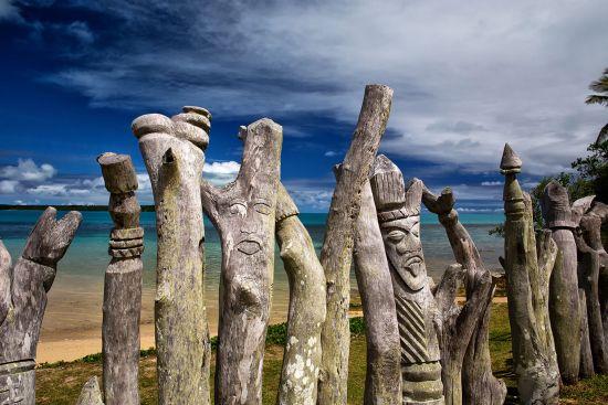 Cruises to Australasia: New Caledonia
