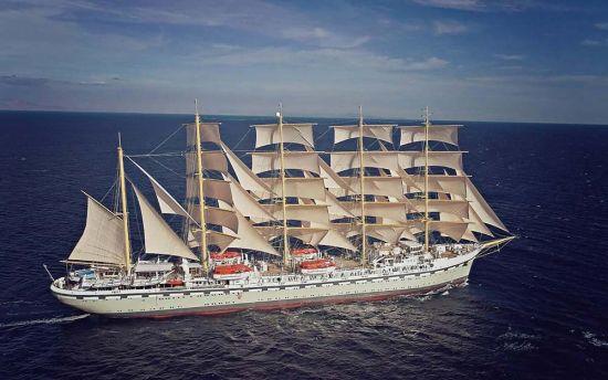 Tradewind Voyages Golden Horizon cruise ship