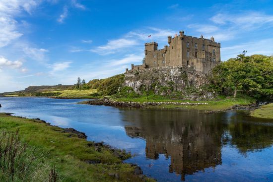 British Isles cruise: Isle of Skye