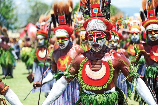 Cruises to Australasia: Papua New Guinea