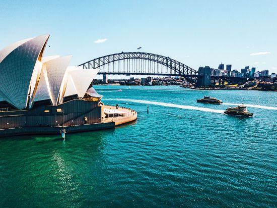 Cruise to Australasia: Sydney, Australia