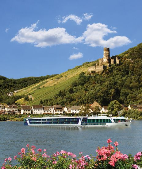 Europe river cruise: Amabella