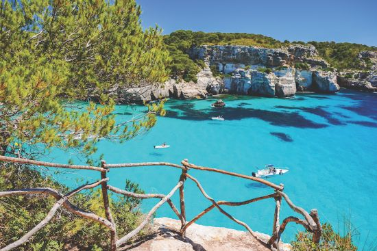 Balearic islands cruise