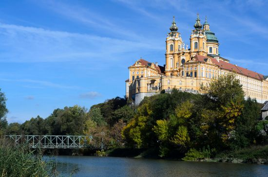 Europe river cruise: Melk Abbey