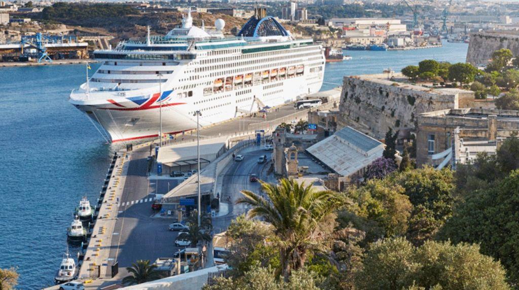 P&O Cruises: Oceana