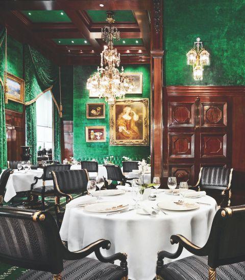 Restaurant Grune Bar