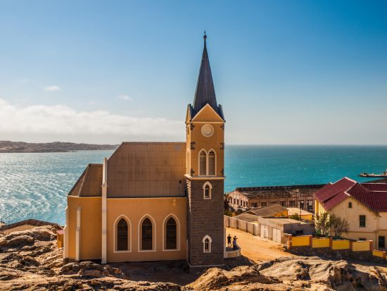 luderitz church namibia