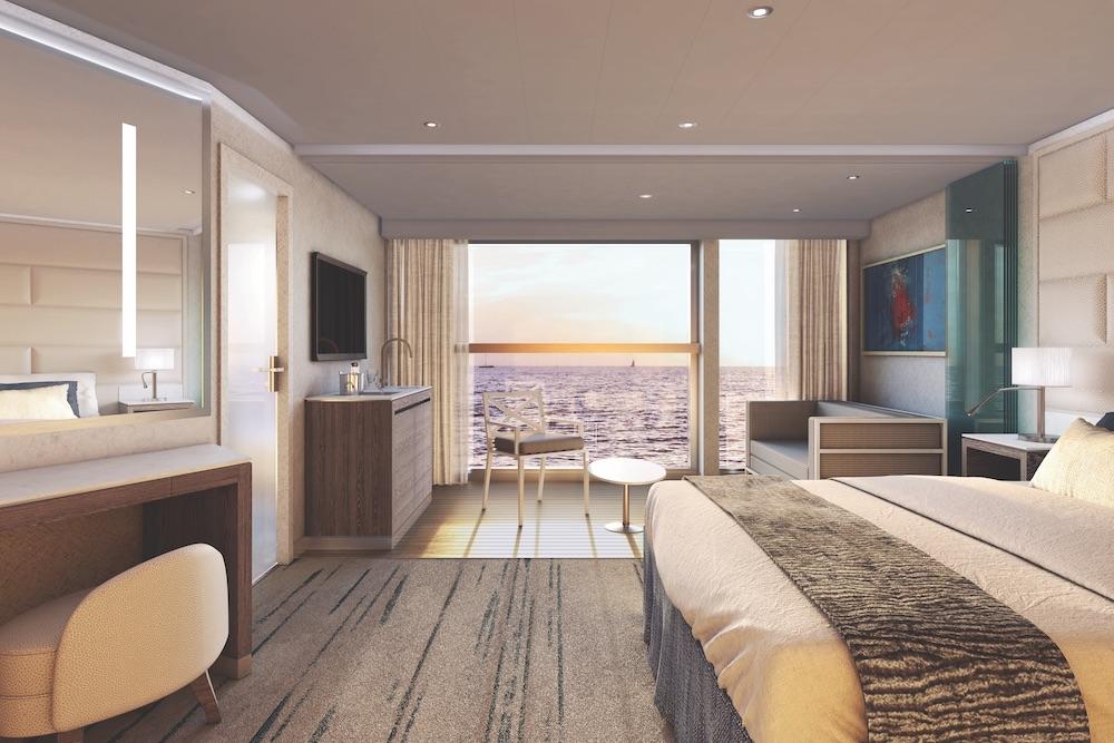 Silver Origin: silversea horizon balcony