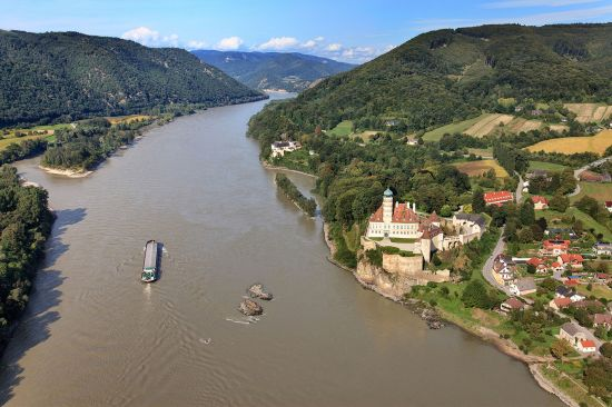 Europe river cruise: Wachau valley