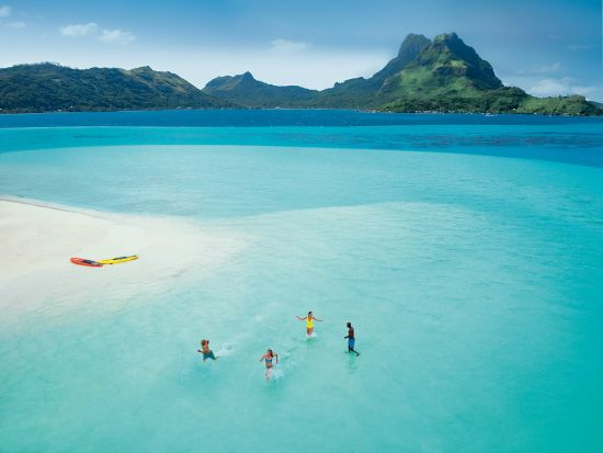 Paul Gauguin cruises: Bora Bora