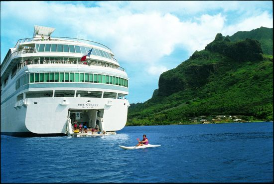 paul gauguin cruises watersports