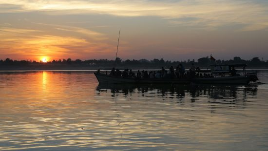chindwin river myanmar