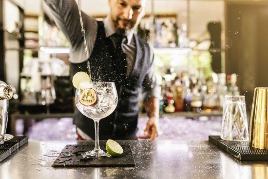 P&O Cruises: gin distillery
