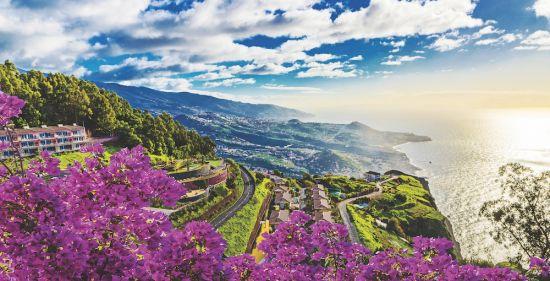 Madeira canary islands