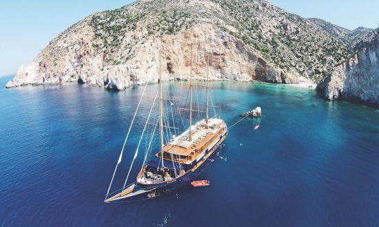 variety cruises greek islands cruise