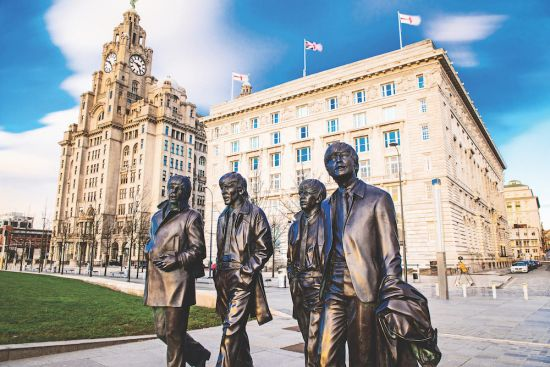 British isles cruise: Liverpool
