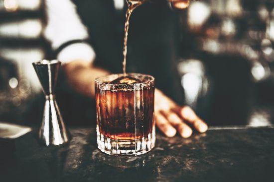 glasgow whisky bar