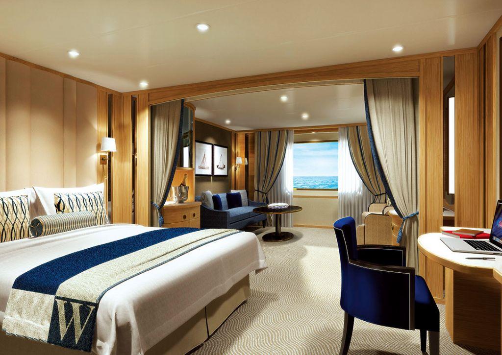 Windstar Cruises: Owner's Suite
